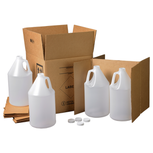 4G 4 x 1 HDPE Industrial Gallon Kit