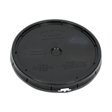 5 GALLON BLACK PLAIN LID L40GTS <b></b>