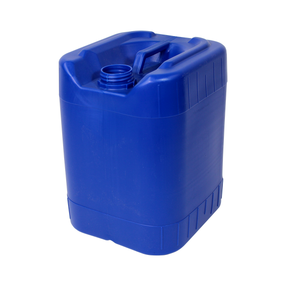 18L/5 GAL BLUE TIGHT HEAD 3H1 (SQR) 306 61MM (MIH) <b></b>
