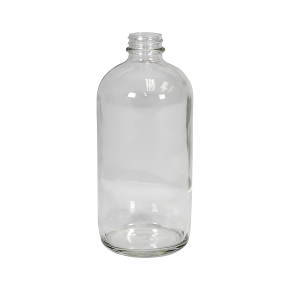 16-Ounce Glass Bottle (Narrow Mouth, Flint) - (1G-16F)
