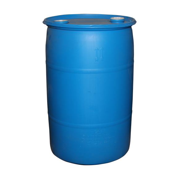 Closed-Head Plastic Drum - 30-Gallon - (1H1-30)