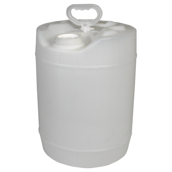 Closed-Head Plastic Pail - 5-Gallon - (1H1-5)