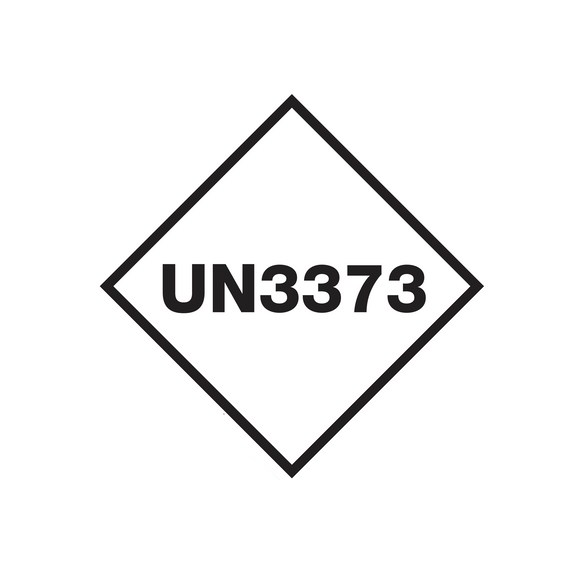 UN3373 Diagnostic Specimen Labels (500 Roll, 4