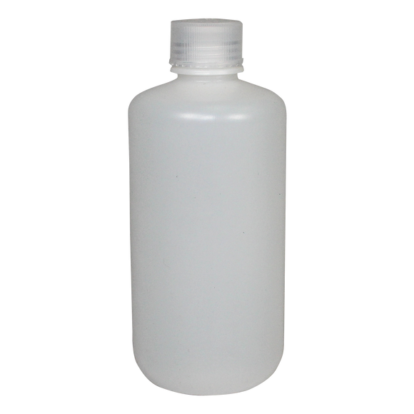 Narrow-Mouth 32-Ounce HDPE Bottle - (IP2-1-32)