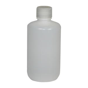 Narrow-Mouth 8-Ounce HDPE Bottle - (IP2-1-8)