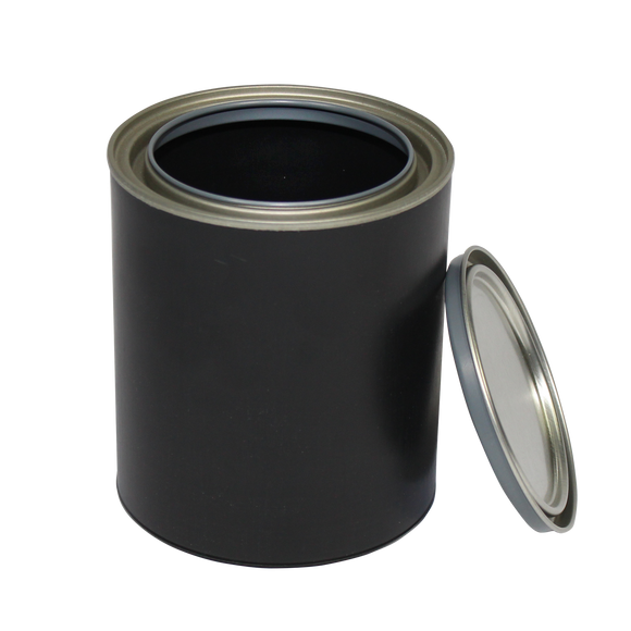 1 Quart LDPE Paint Can - lined with Metal Plug - (IP3-1QLDPE)