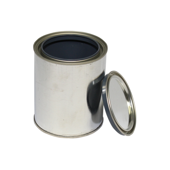 1-Pint Can-lined with Plug, with Welded Side Seam - (S-IP3-1PL)
