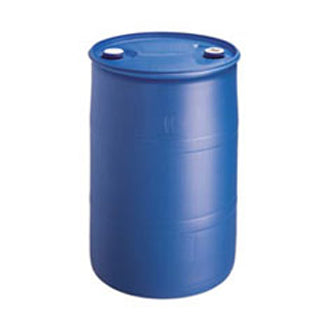 15-Gallon, Liquids Only, Closed-Head HDPE Drum,