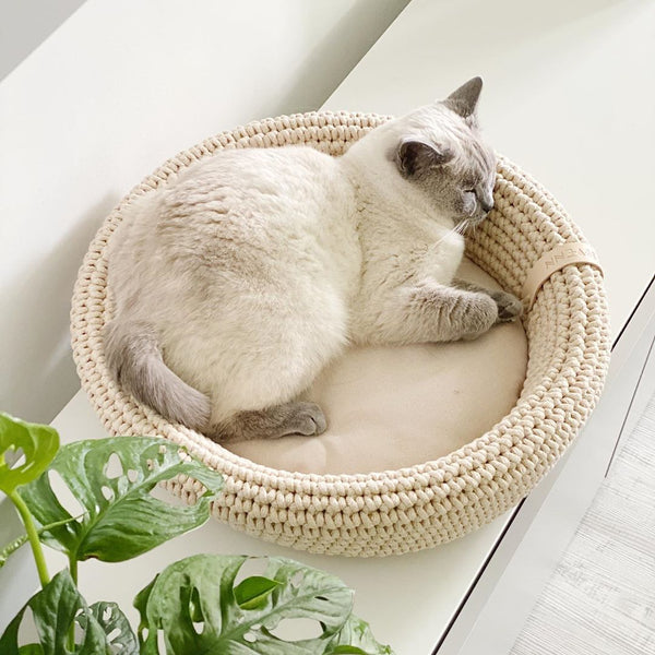 COCO Dog Bed - Beige