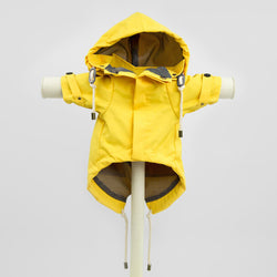 Talon Raincoat - Yellow