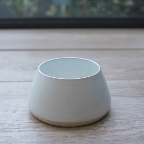 Ceramic Long-Eared Bowl - White