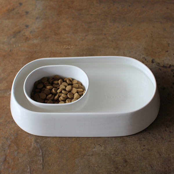 Anti-Ant Ceramic Bowl