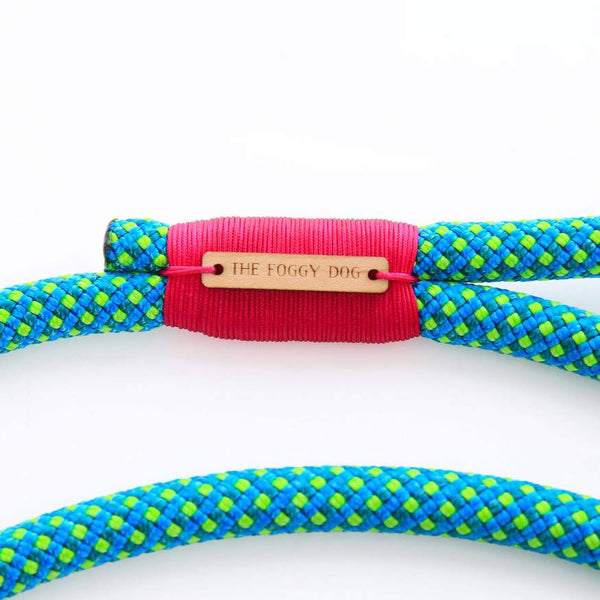 Climbing Rope Leash - Jewel