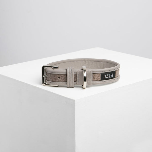 Sasha Collar - Grey