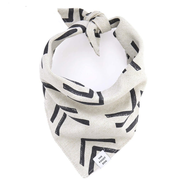 Modern Mud Cloth Bandana