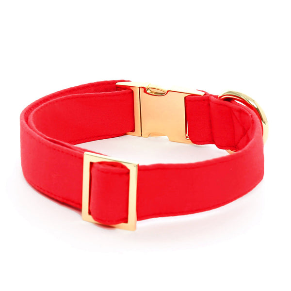 Ruby Dog Collar