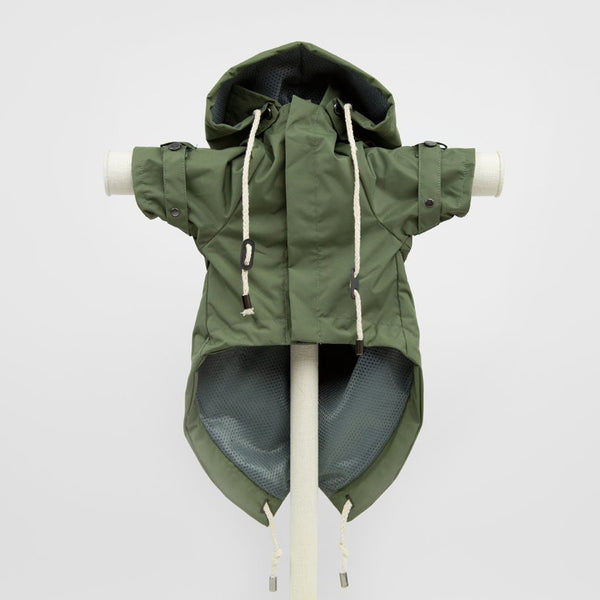 Talon Raincoat - Olive