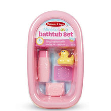 Load image into Gallery viewer, Bathtub Set - Melissa and Doug