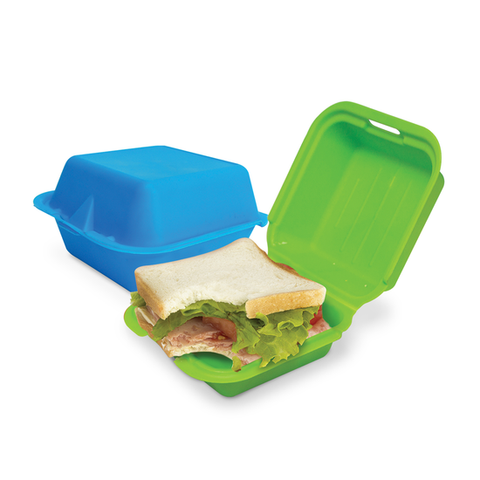 2-Pack of Fast-Food Style Lunchboxes