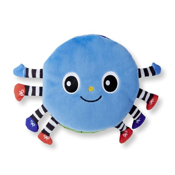 Soft Activity Book - Itsy-Bitsy Spider
