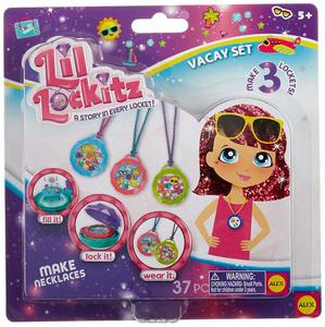 Lil Lockets: Vacay Set