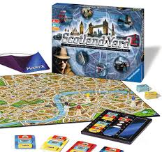 Scotland Yard Game - Ravensburger