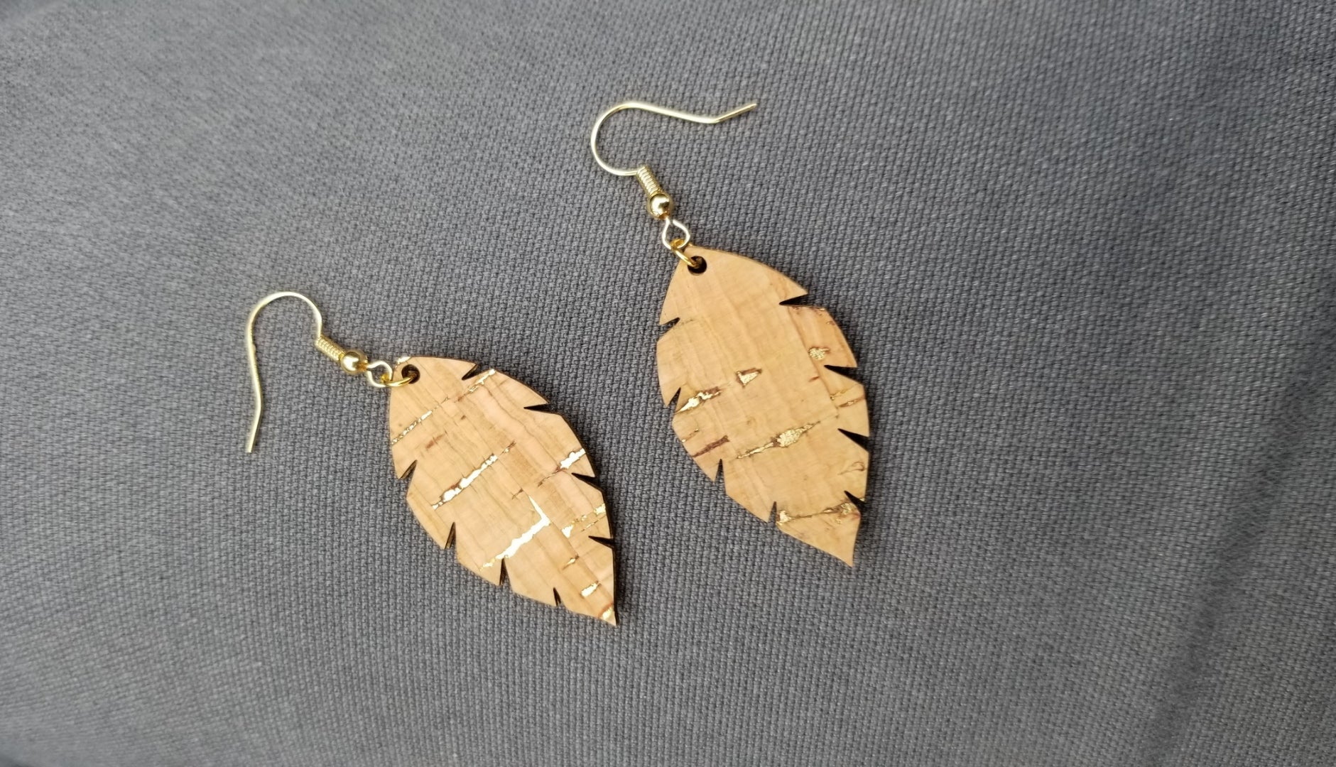 Sienna Cork Earrings