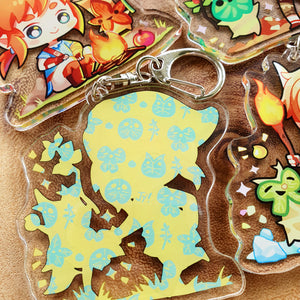 Acrylic charms | Korok hunt