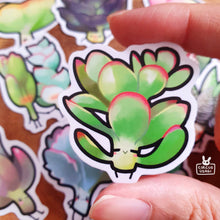 Load image into Gallery viewer, Sticker set | Succulent children