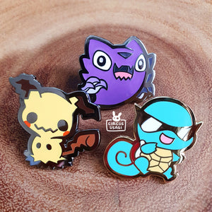 Enamel pins | Misc pokemon
