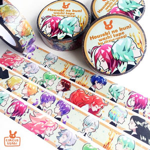Washi tape | Houseki no kuni
