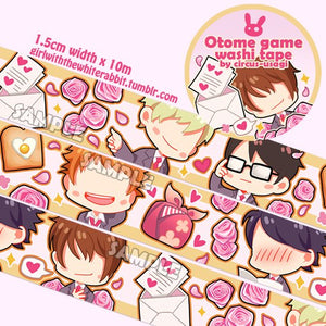 Washi tape | Otome game