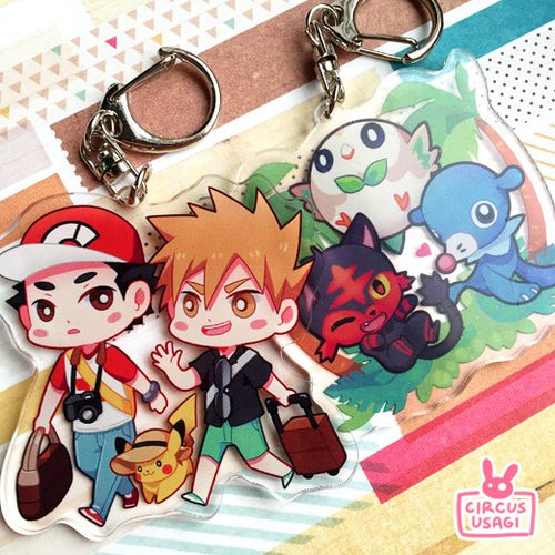 Charms | pokemon sun and moon