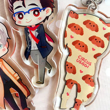 Load image into Gallery viewer, Epoxy charms | YOI matchy outfits
