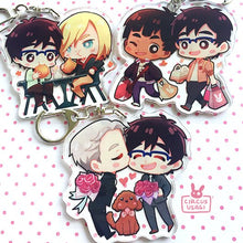 Load image into Gallery viewer, Charms | Yuuri's V-Day