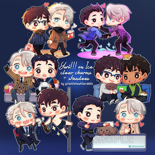 Acrylic standee | Yuri on ice