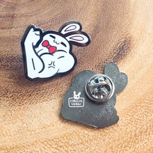 Load image into Gallery viewer, Enamel pins | Bara bunny