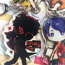 Load image into Gallery viewer, Glitter epoxy charms | Stylish phantom thieves