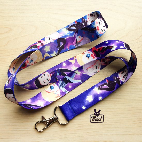 Lanyard | YOI skating with the stars