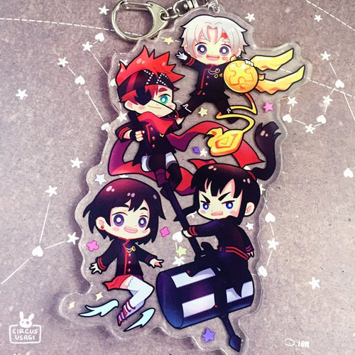 Charms | DGM team