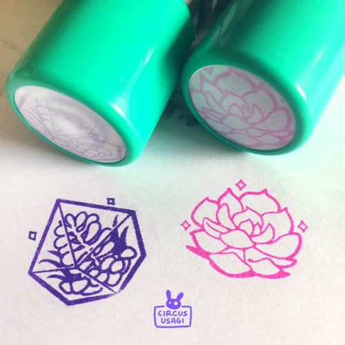 Stamps | Succulents