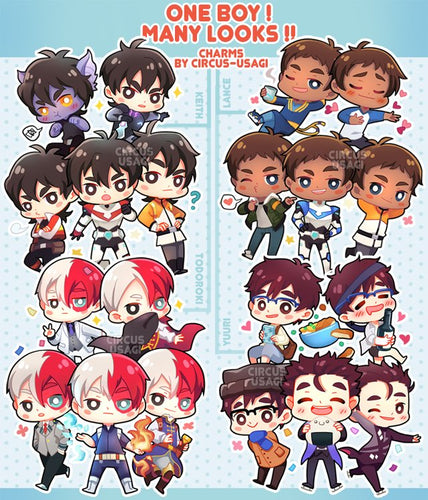 Charms | Best boys