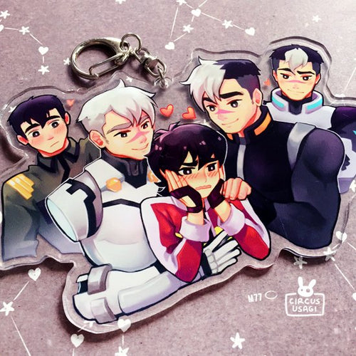 Charms | Shiro harem