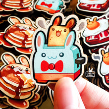 Load image into Gallery viewer, Wooden pins | Breakfast buns