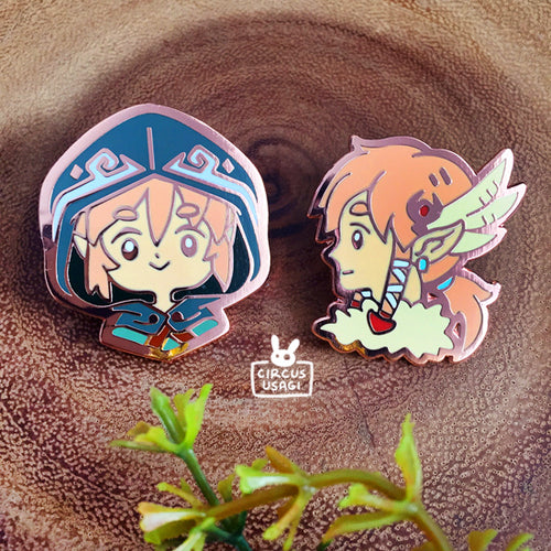 Enamel pins | BOTW Links
