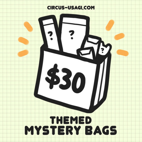 Themed mystery bags | $30
