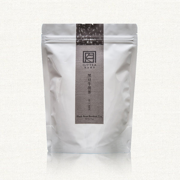 Golden Burdock Black Bean Tea 黑豆牛蒡茶