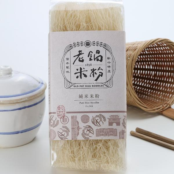 HsinChu Pure Rice Noodles (Contains 100% rice) 100%純米米粉