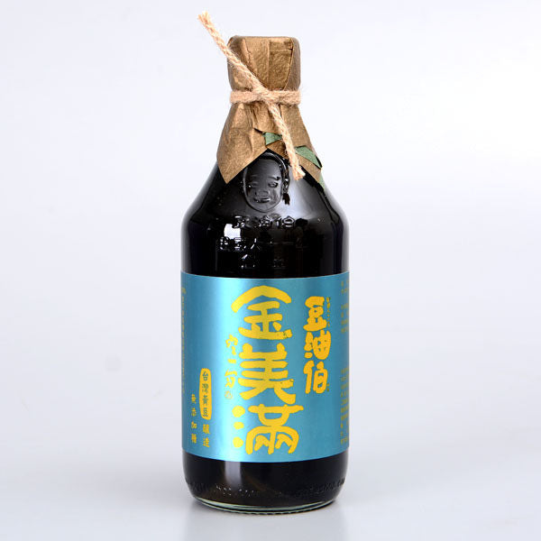 Doyoubo Golden Smile Naturally Brewed Soy Sauce (Sugar free) 豆油伯金美滿無糖醬油