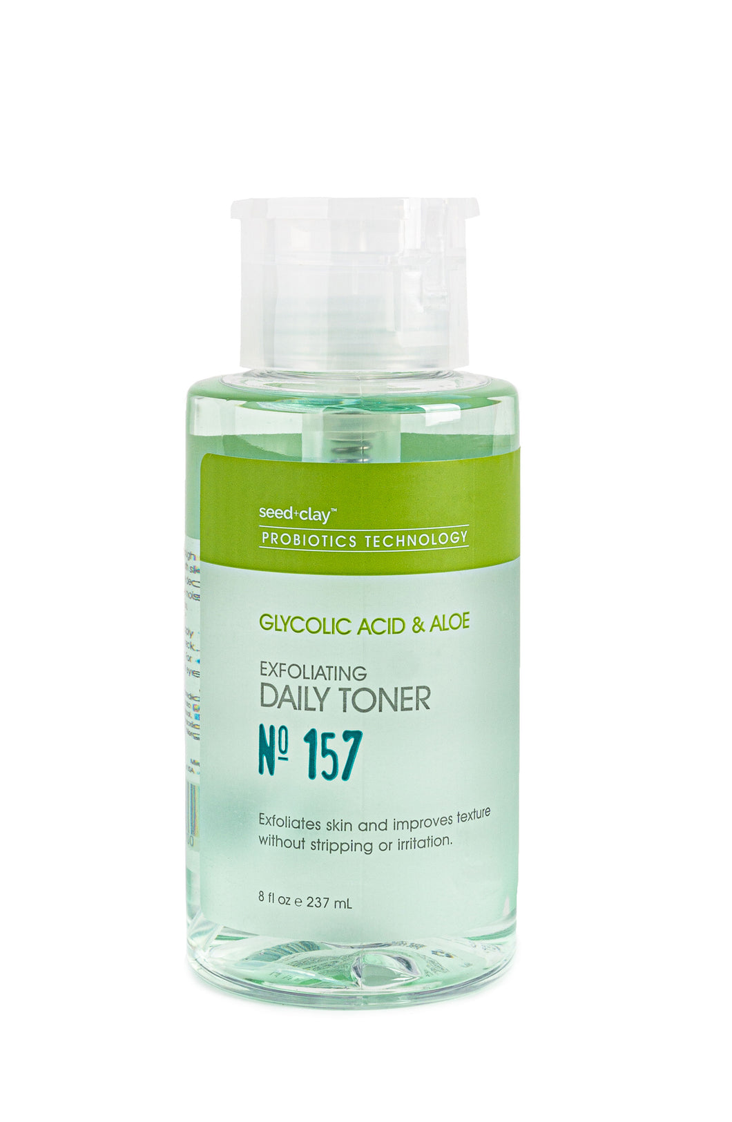 Exfoliating Glycolic Acid & Aloe Daily Toner